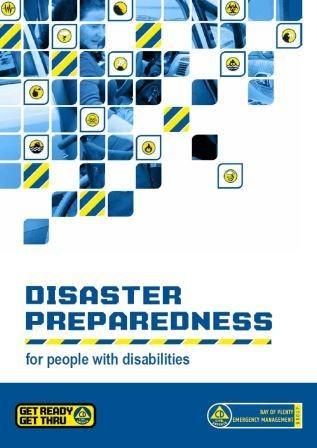 Disaster Preparedness for People with Disabilites